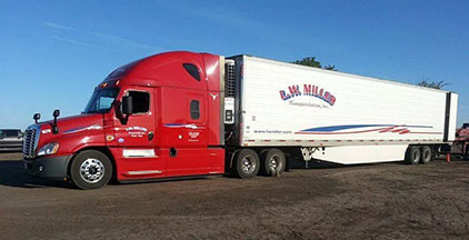 LW Miller Deversified trucking companies in utah