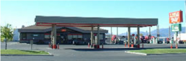 LW Miller Logan Utah Gas Station and Convenience Store
